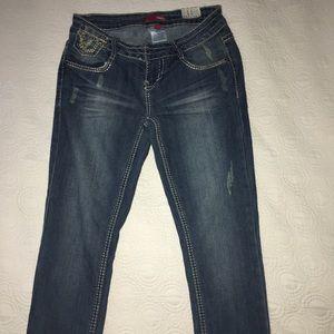Bongo Skinny Jeans NWT